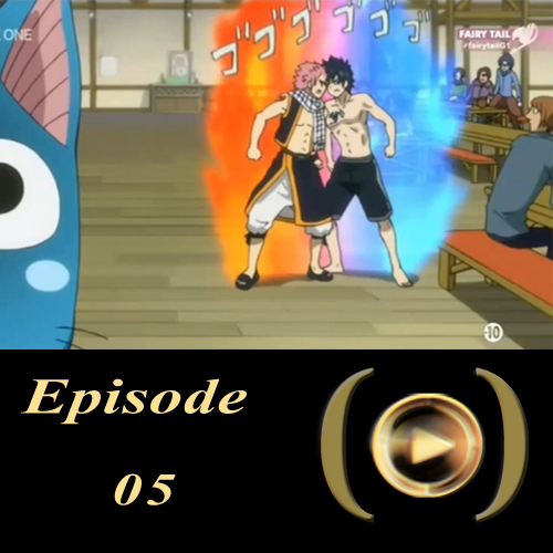 FairyTail – Episode 05